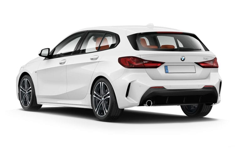 BMW 1 Series 116 Hatch 5Dr 1.5 d 116PS M Sport 5Dr DCT [Start Stop] [Plus] back view