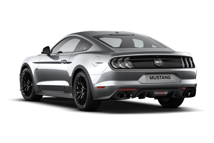 Ford Mustang Fastback 5.0 V8 460PS Mach 1 2Dr SelShift back view
