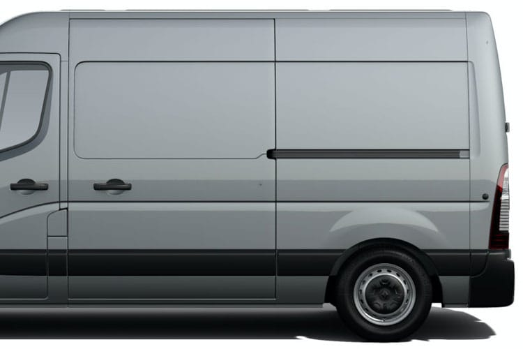 Renault Master LWB 35 FWD 2.3 dCi FWD 150PS Business Van Medium Roof Quickshift detail view