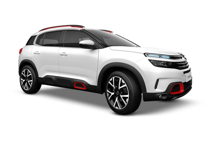 Citroen C5 Aircross SUV 1.5 BlueHDi 130PS Shine 5Dr EAT8 [Start Stop] front view