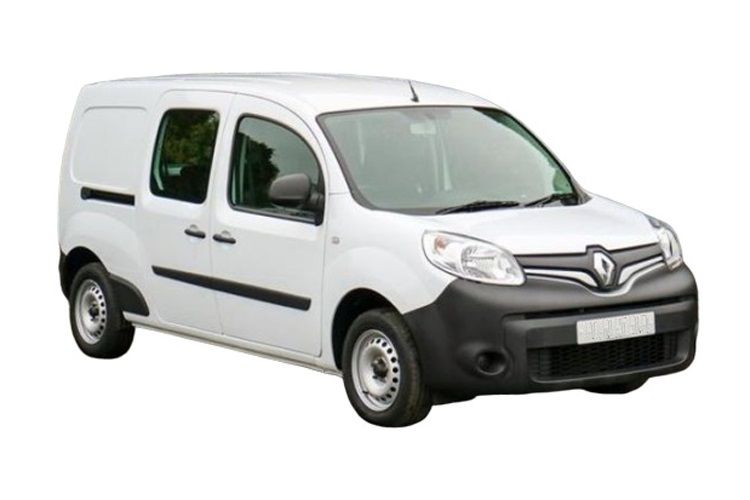Renault Kangoo Maxi LL21 1.5 dCi ENERGY FWD 115PS Business+ Cab Crew Van Manual [Start Stop] front view