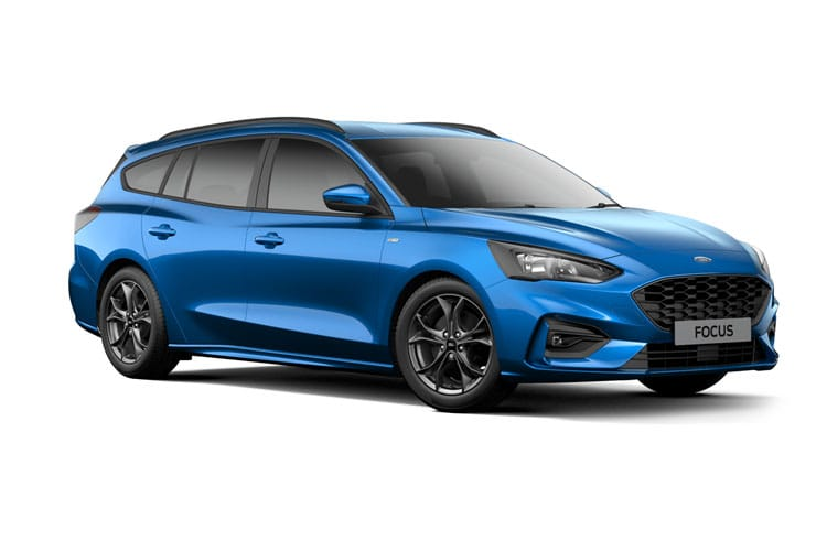 Ford Focus Estate 2.0 EcoBlue 150PS Active X Edition 5Dr Auto [Start Stop] front view