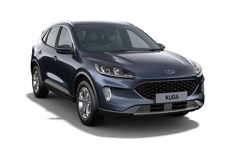 Ford Kuga SUV 2WD 2.0 EcoBlue MHEV 150PS Vignale 5Dr Manual [Start Stop] front view