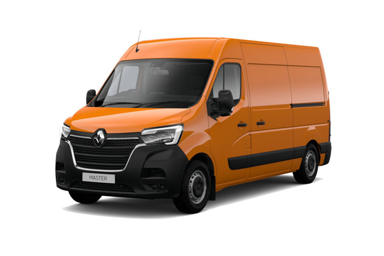 Renault Master SWB 28 FWD 2.3 dCi FWD 150PS Business Van Quickshift front view