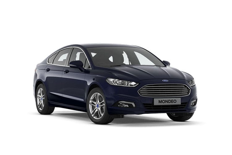 Ford Mondeo Hatch 5Dr 2.0 EcoBlue 150PS Titanium Edition 5Dr Auto [Start Stop] front view
