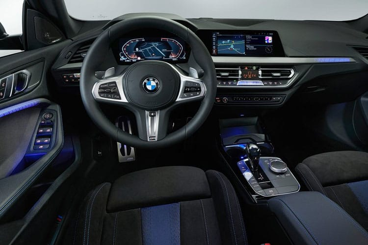 BMW 2 Series 218 Gran Coupe 1.5 i 136PS M Sport 4Dr Manual [Start Stop] inside view