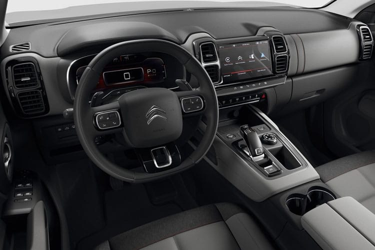 Citroen C5 Aircross SUV 1.5 BlueHDi 130PS Shine 5Dr EAT8 [Start Stop] inside view