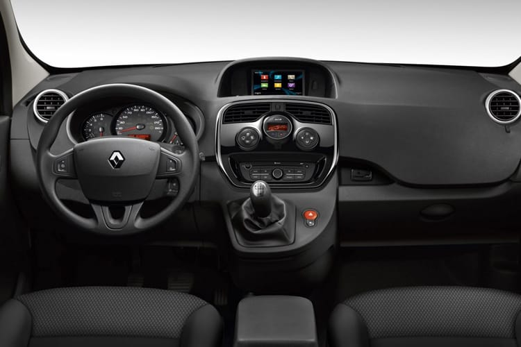 Renault Kangoo Maxi LL21 1.5 dCi ENERGY FWD 115PS Business+ Cab Crew Van Manual [Start Stop] inside view