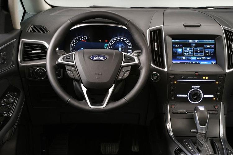Ford Galaxy MPV 2.0 EcoBlue 190PS Titanium 5Dr Auto [Start Stop] [Lux] inside view