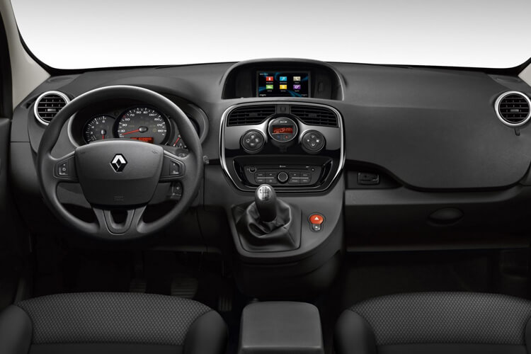 Renault Kangoo ML19 1.5 dCi ENERGY FWD 115PS Business+ Van Manual [Start Stop] inside view