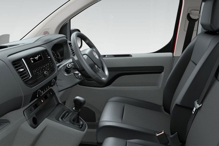Vauxhall Vivaro L2 3100 2.0 Turbo D FWD 120PS Elite Van Manual [Start Stop] inside view